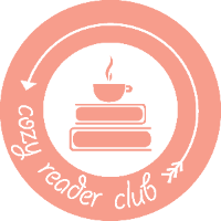 cozy reader club logo